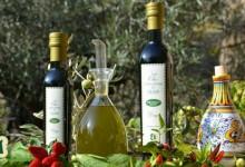 Gastronomia in Umbria: L'olio extravergine di oliva.